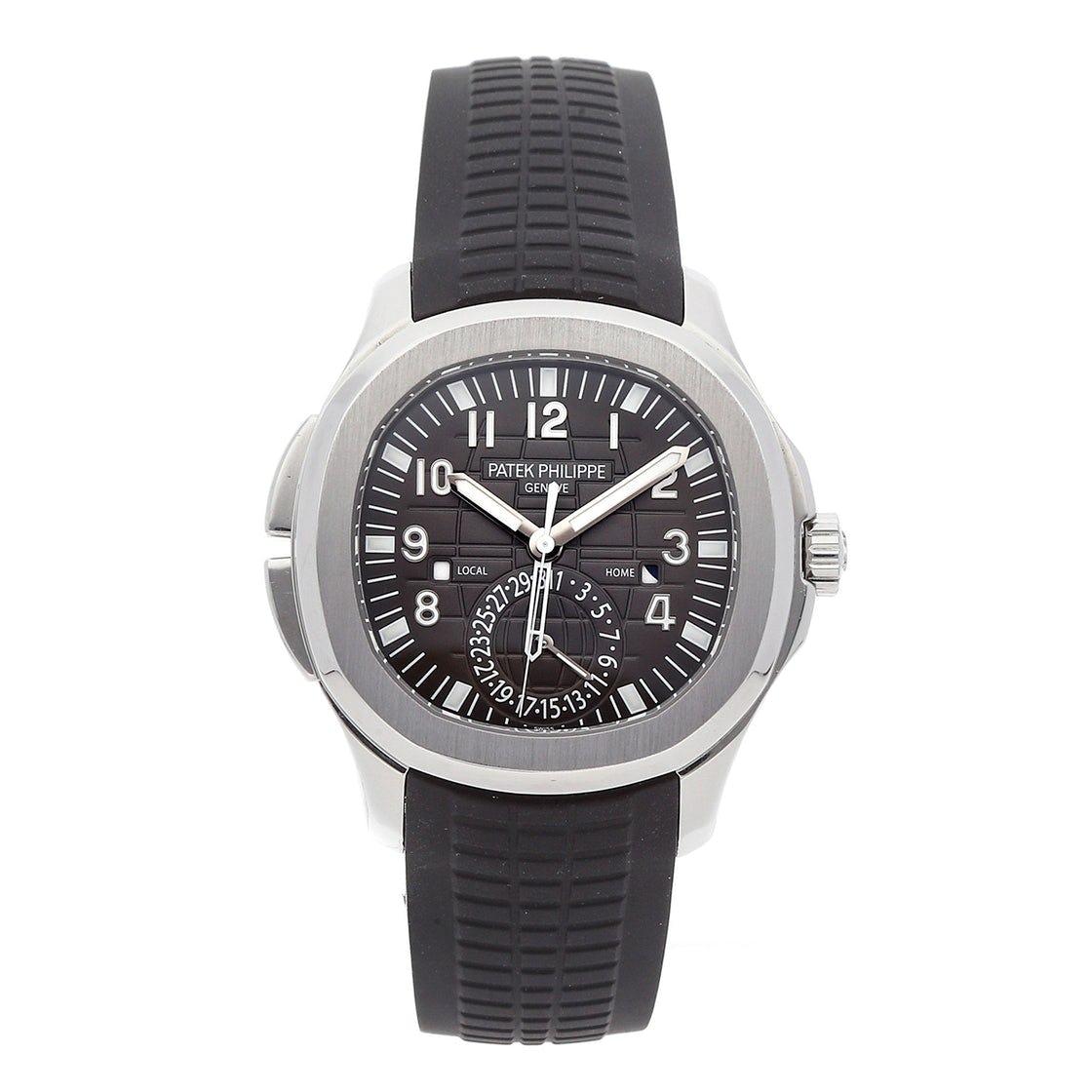 Prime Time: Patek Philippe Aquanaut Travel Time | Patek Travel Time 5164/A