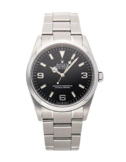 Rolex 114270 Explorer: Hardman's Watch