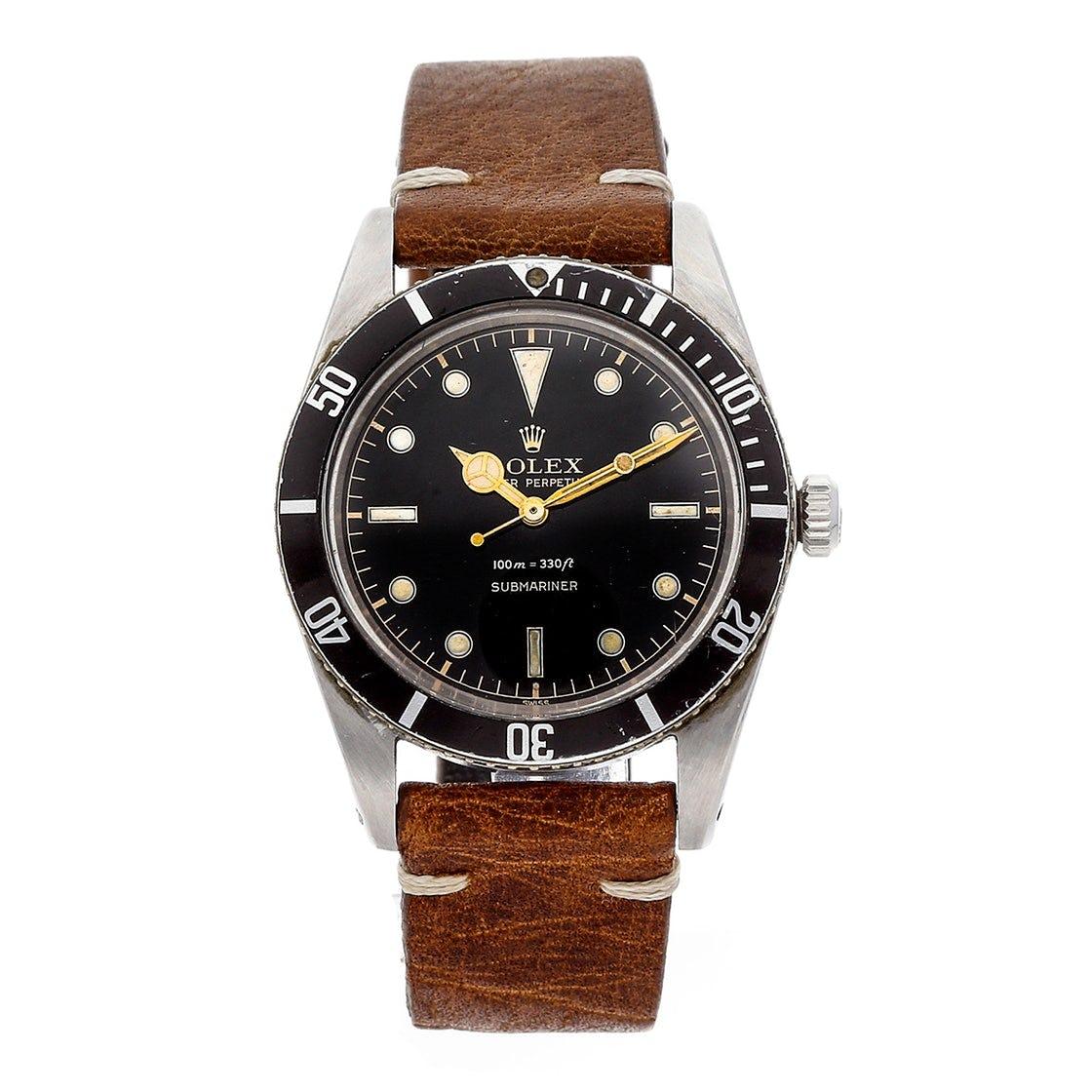 Vintage Rolex Submariner 5508: Licensed to Thrill
