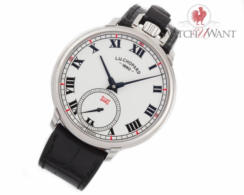 Chopard L.U.C. Louis-Ulysse Chopard – The Tribute: Two Watches in One