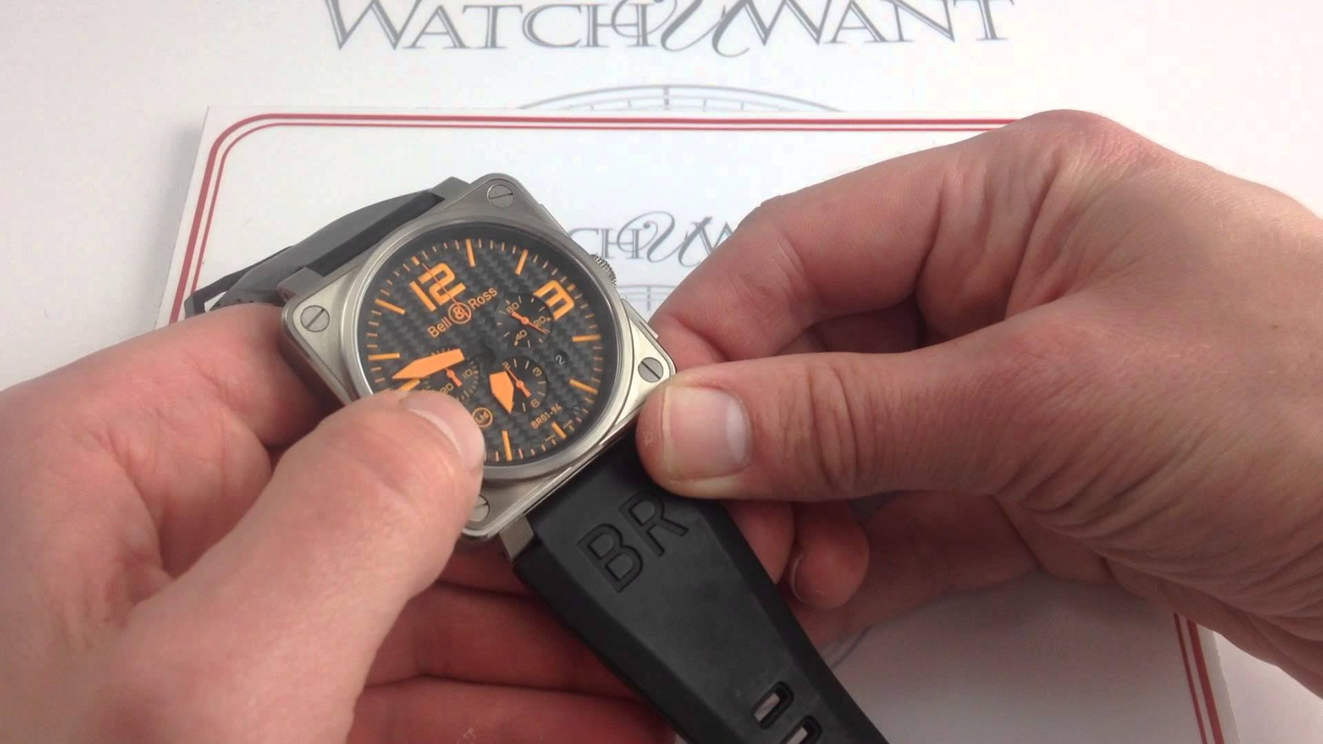 Bell & Ross BR01-94-S-Red: Limited Edition, Endless Appeal