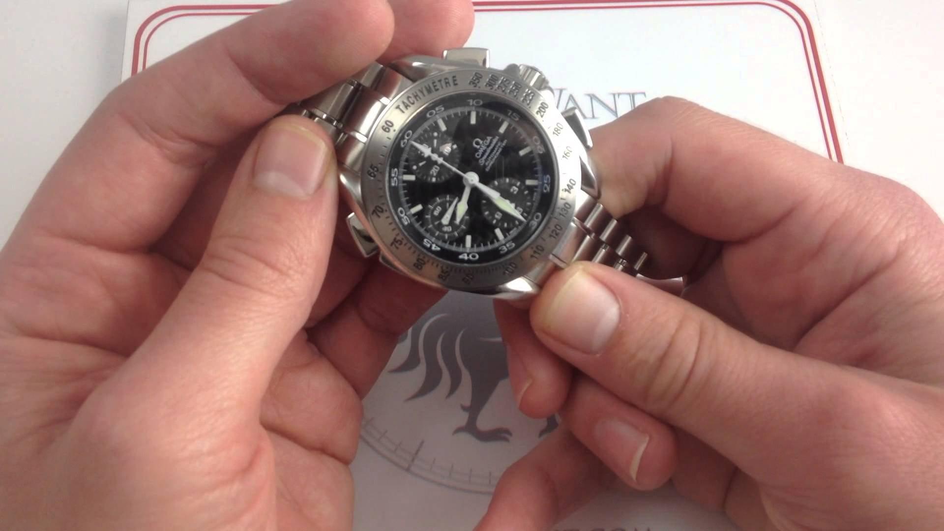 Omega Speedmaster Split-Second Chronograph: Beyond the Moonwatch…