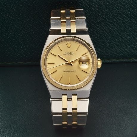 Rolex Oysterquartz Ref. 17013: Electronic Control With Soul