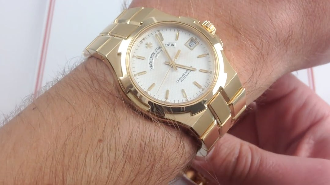 Vacheron Constantin Overseas Chronometer: First of The Line, Top of The Line