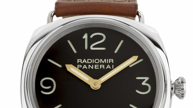 Panerai PAM 232 OOR – Out of Range 1938 Radiomir Special Edition 47mm