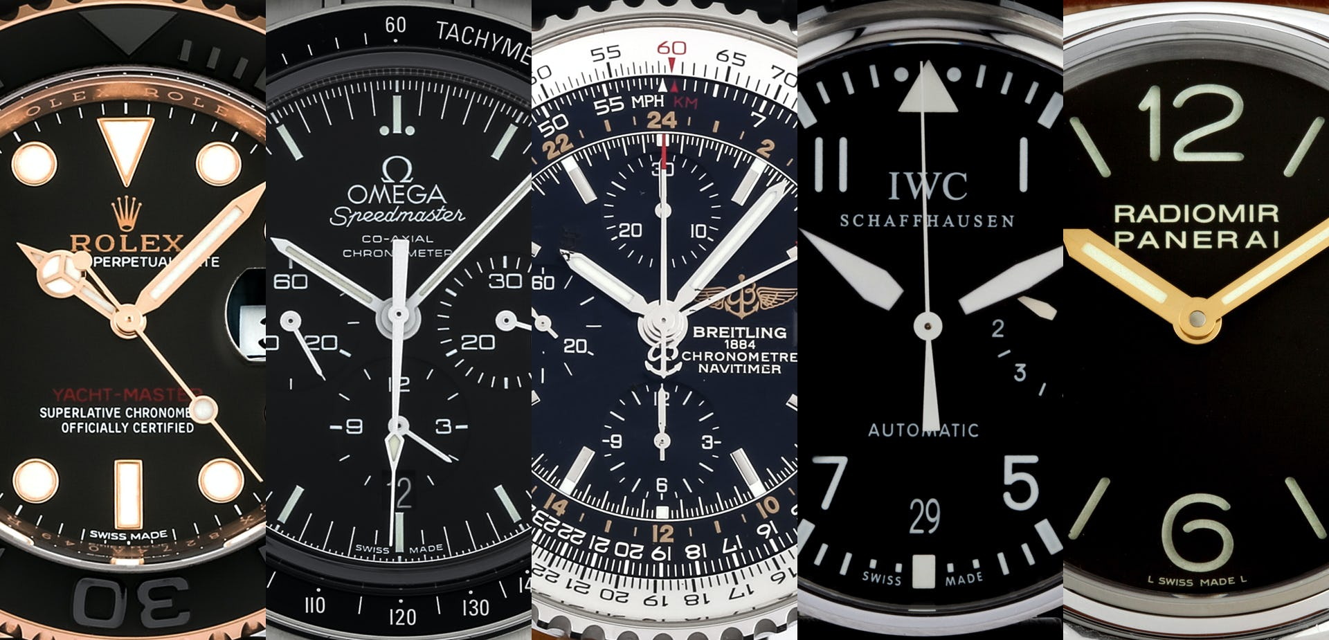 What are the Most Popular Luxury Watch Brands?