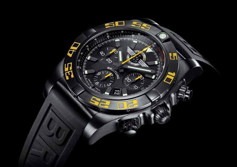 Breitling Jet Team Chronomat 44s