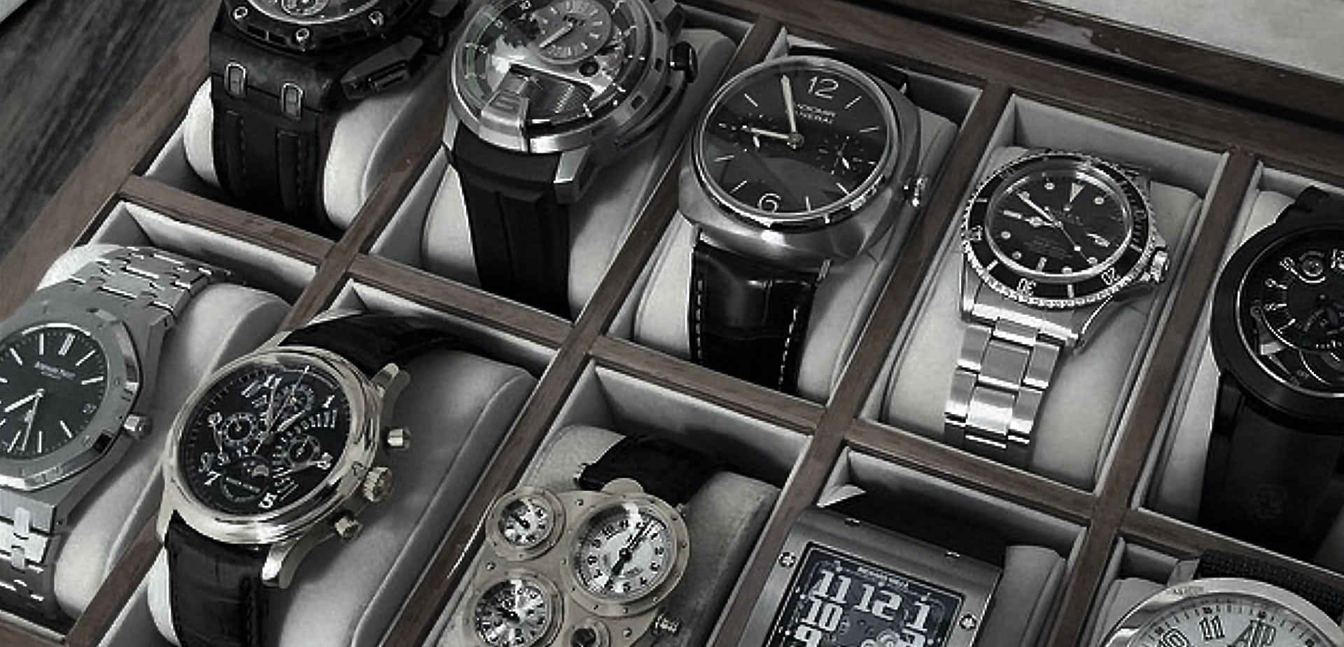 Luxury Watch Valuation