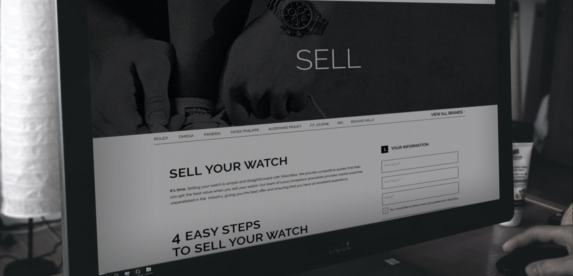 sell my watch