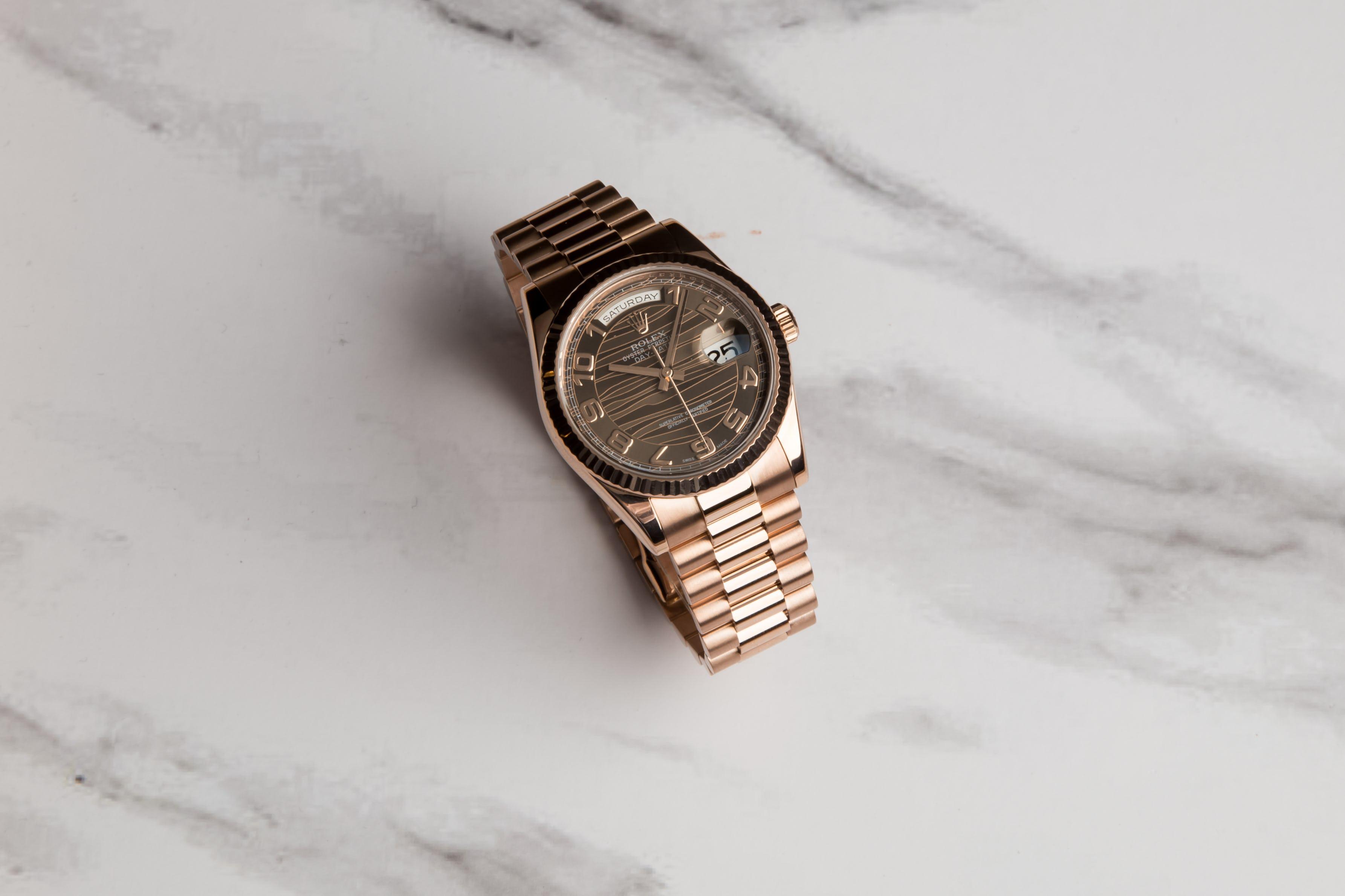 Rolex Oysterquartz