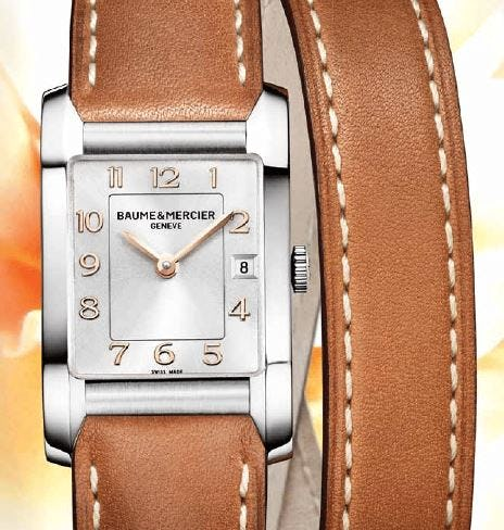 Wrap Around Styles: Baume & Mercier