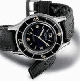 Fifty Fathoms: The newest Blancpain Bathyscaphe adds a fly Back Mechanism