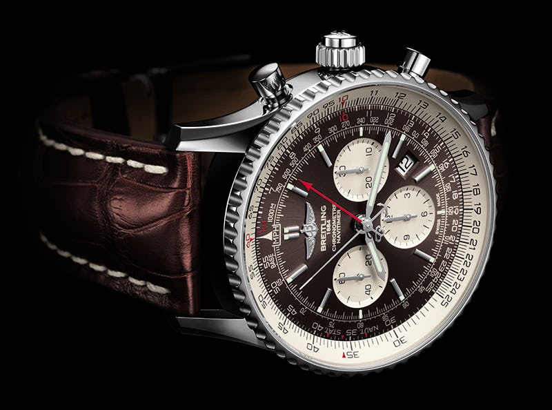 Collecting Breitling Navitimers, An Owners Overview