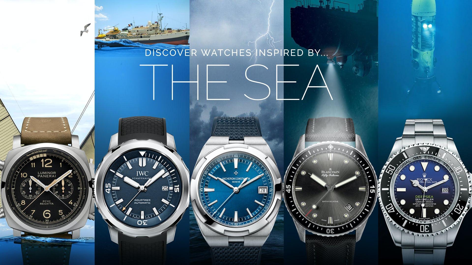rolex deepsea vacheron constantin overseas