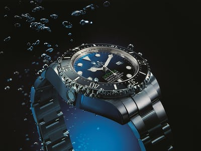 Watches Inspired by The Sea