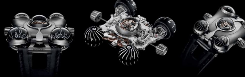 Space Spheres: The MB&F HM6 Space Pirate