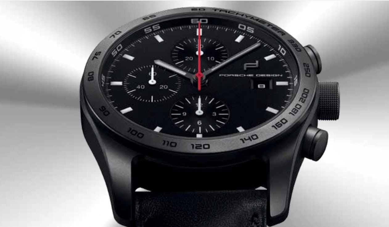 Porsche Design: Chronograph Titanium Limited Edition