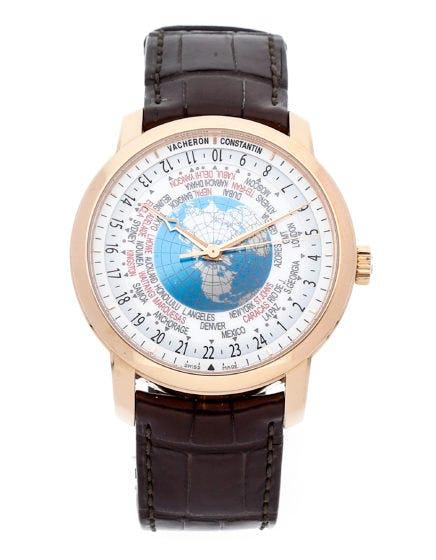 Vacheron Constantin Patrimony Traditionnelle World Time Automatic