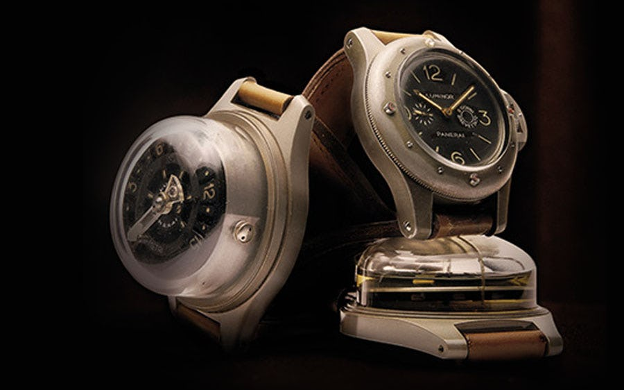 used panerai watches