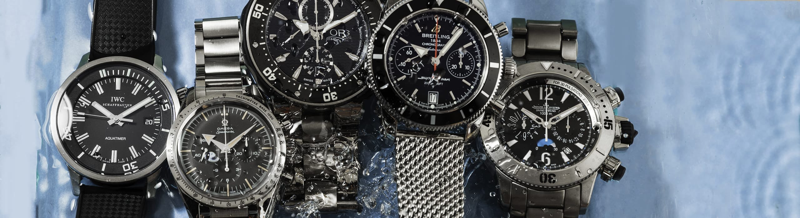 Top 10 Watches For Summer