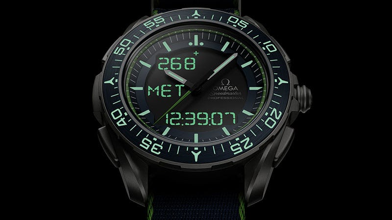 Omega X-33 Skywalker Quartz Watch