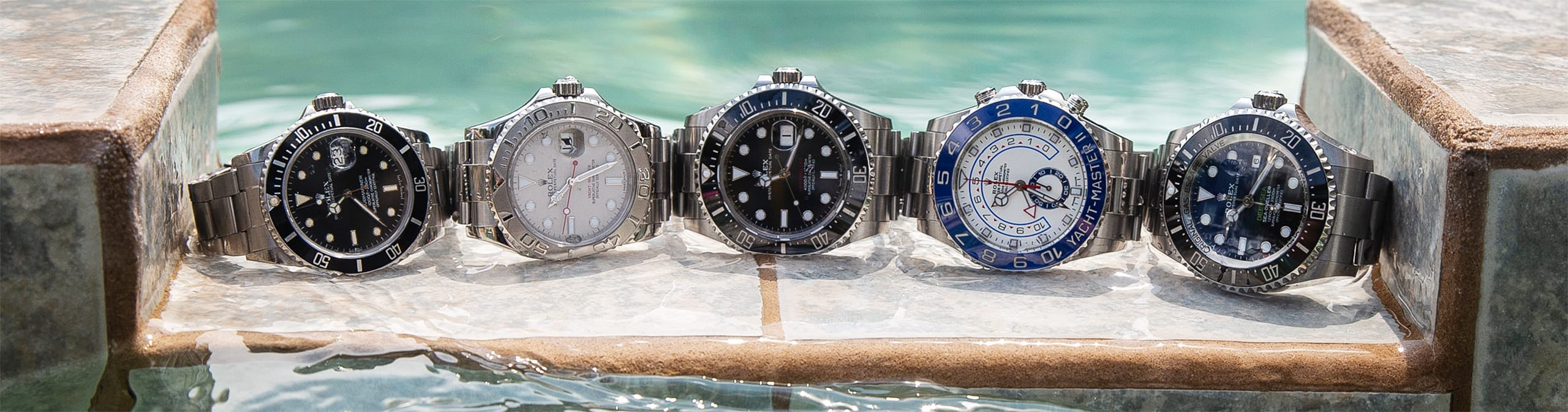 Rolex Dive Watches: Robust Tool Watches For Any Activity