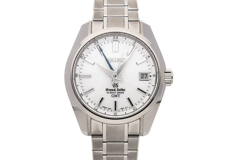 Grand Seiko Hi-Beat GMT for Sale