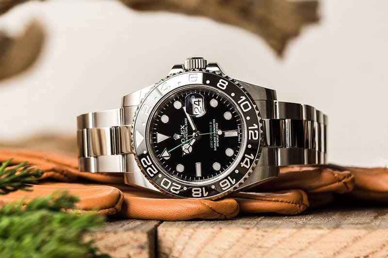 Rolex GMT Master II_116710LN