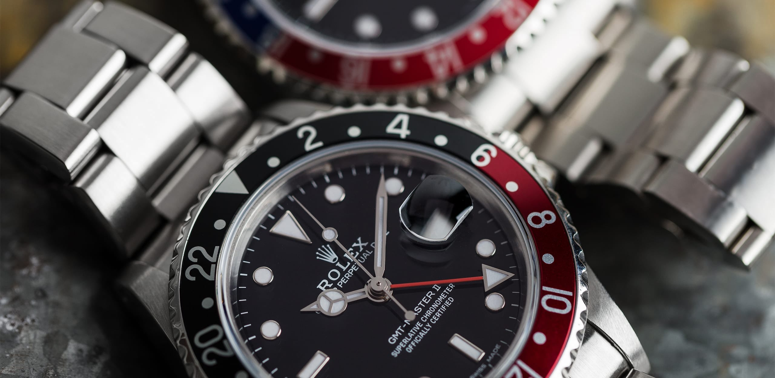 History of the Rolex GMT-Master Collection and it's Evolution to Today's Modern Sports Watch