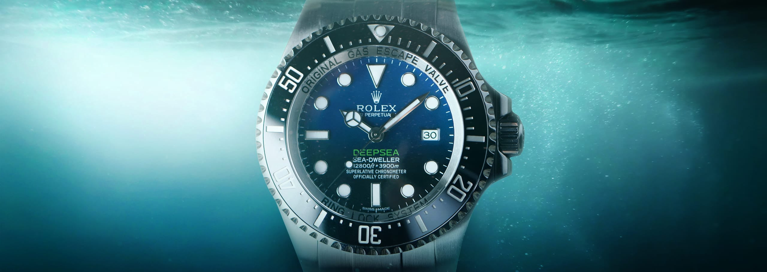 Diving Deeper: Dive Watches For the Record Books