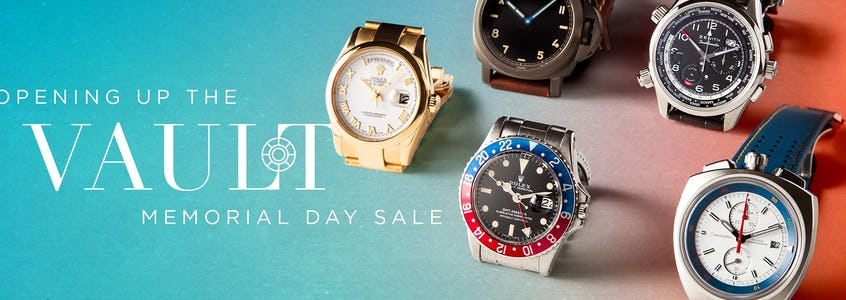 The Vault Remains Open: Sale ending this Friday, May 29th