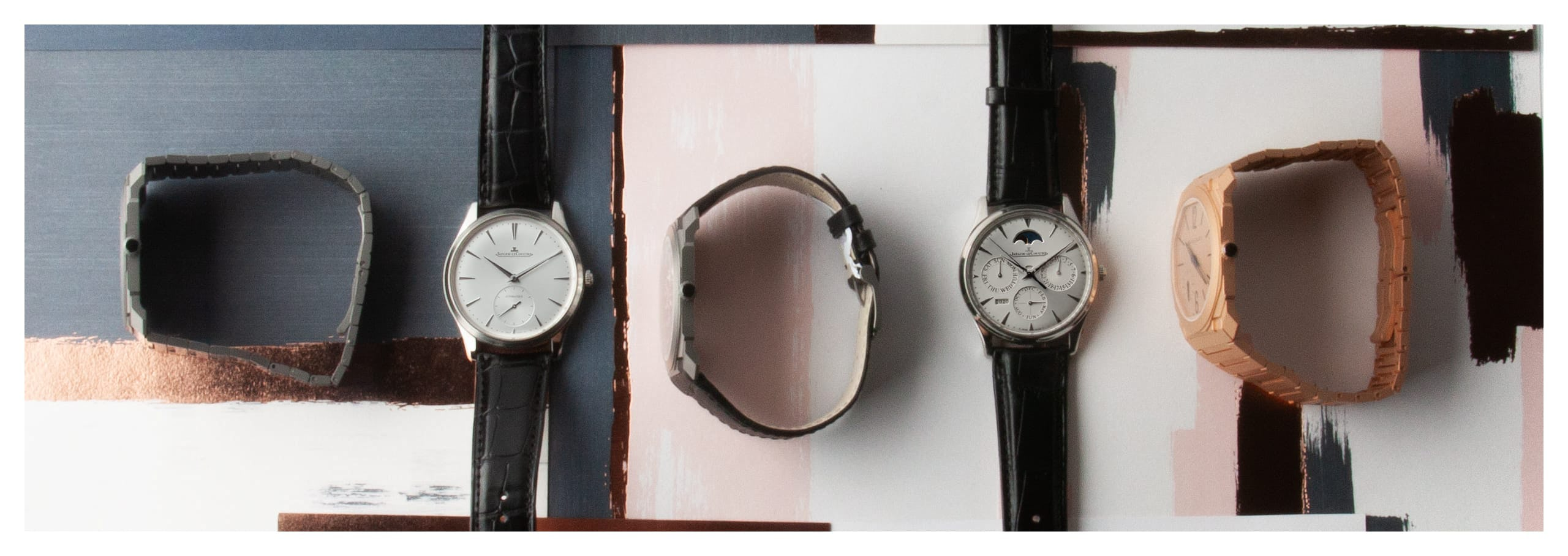 Battle of the Ultra-Thin Watches