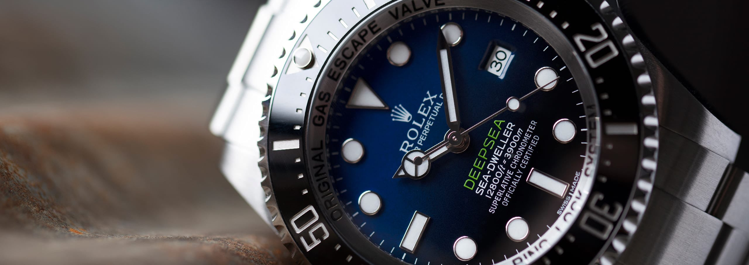 Rolex Deepsea: The Most Extreme Rolex Dive Watch Offered to the Public