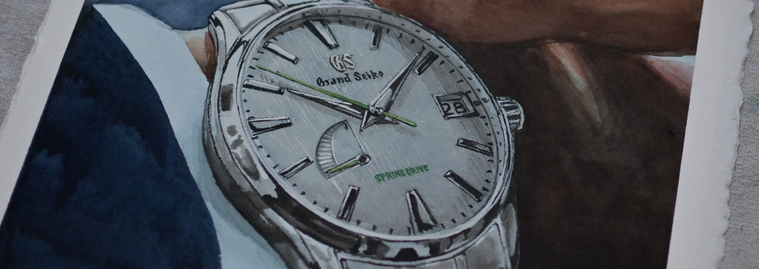Featured Video: Behind the Scenes with Grand Seiko's Extraordinary Dials