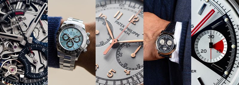 Best Of Chronographs: Timing The Last of 2020