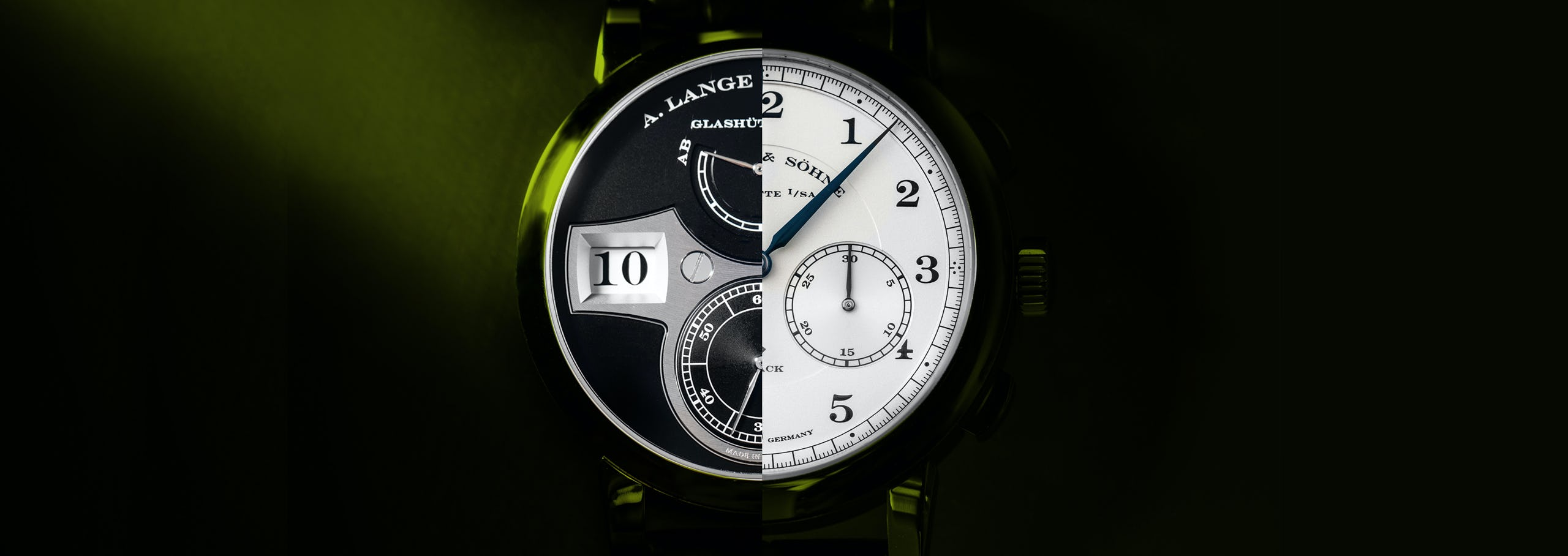 Dr. Jekyll And Mr. Hyde: The Pendulum Swing of A. Lange & Söhne Watch Design