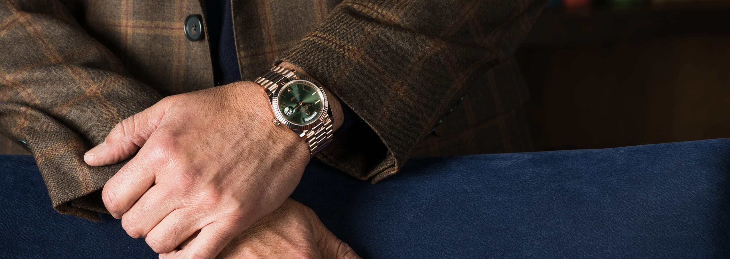 Seeing Green: The Most Prevalent of Rolex Dial Colors