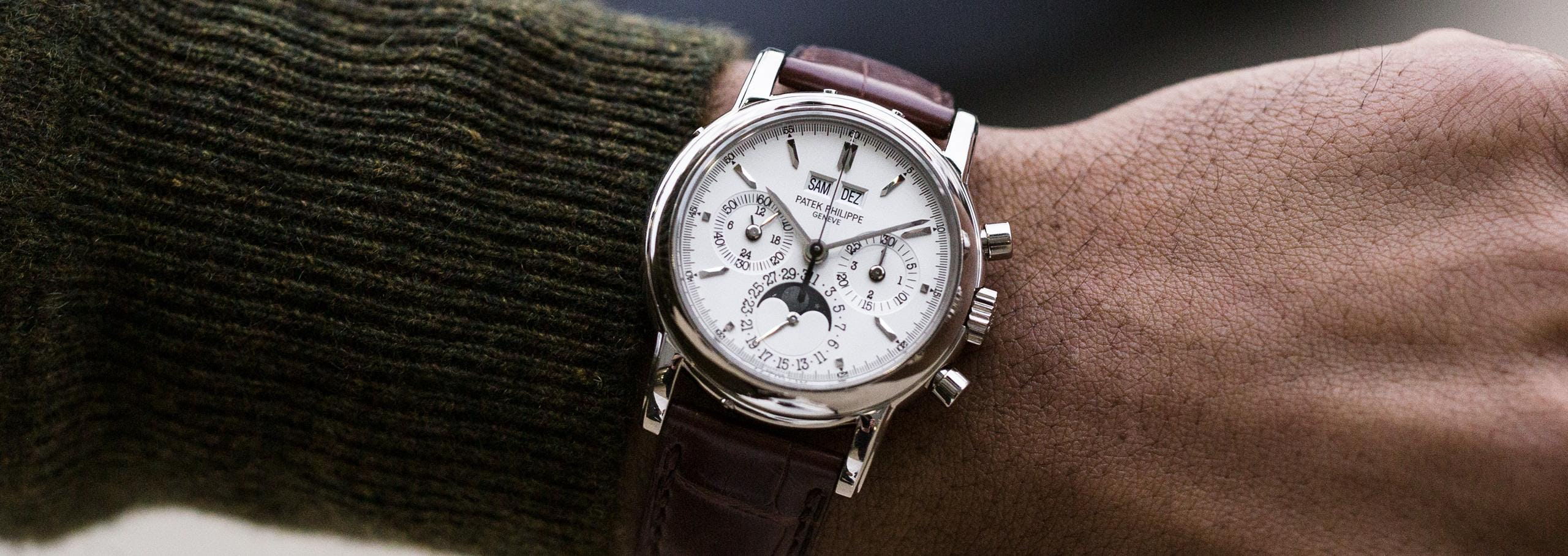 Perpetual vs. Annual Calendar Watches