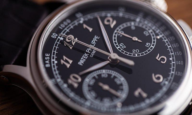 Patek Philippe Split Seconds Chronograph