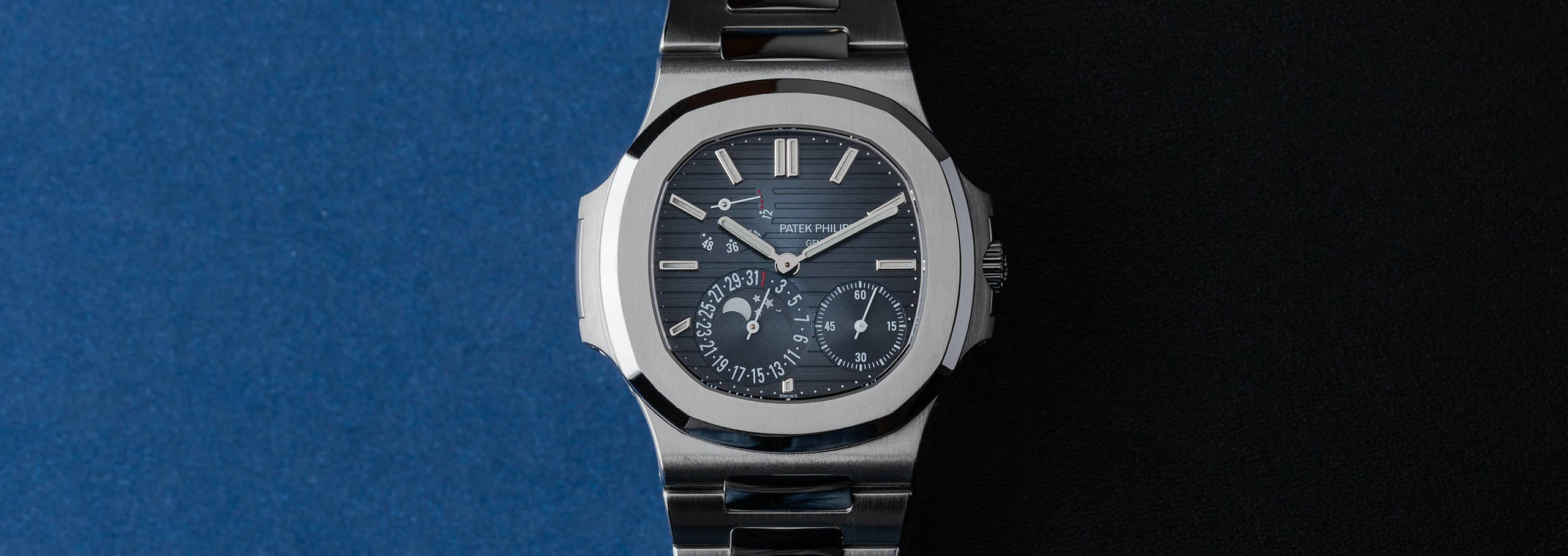 Everything You Need to Know About the Patek Philippe Nautilus