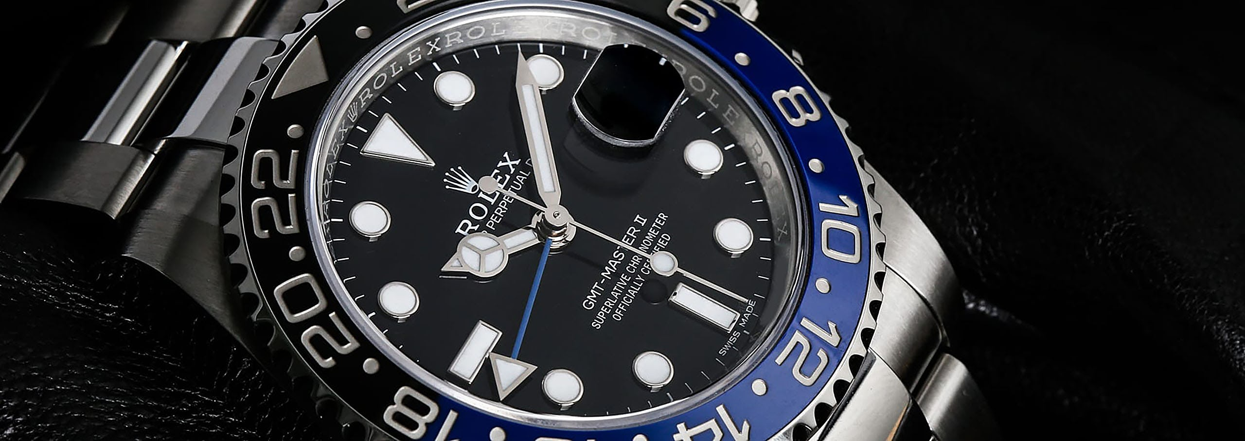 Everything You Need to Know About the Rolex GMT-Master II