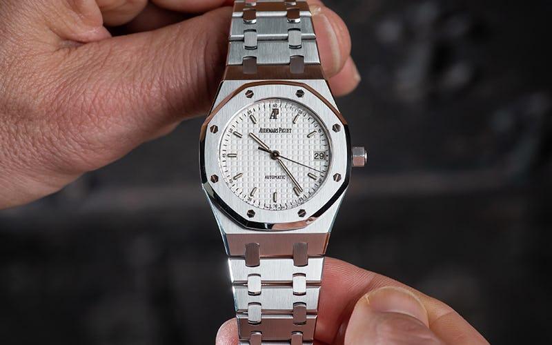 Royal Oak Steel Watch