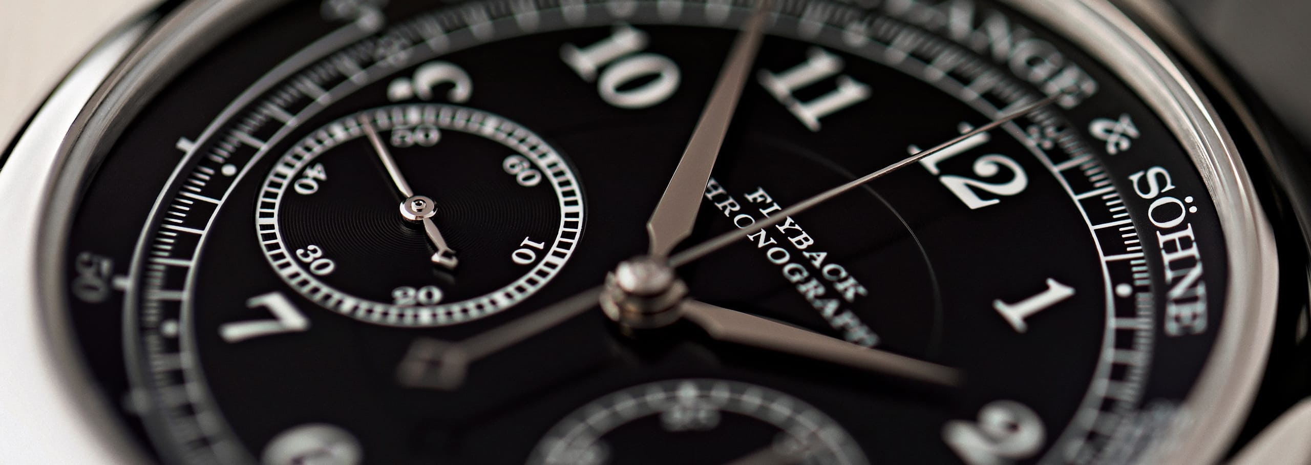 """An In-Depth Look at the A. Lange & Söhne 1815 Chronograph """"Darth"""""""