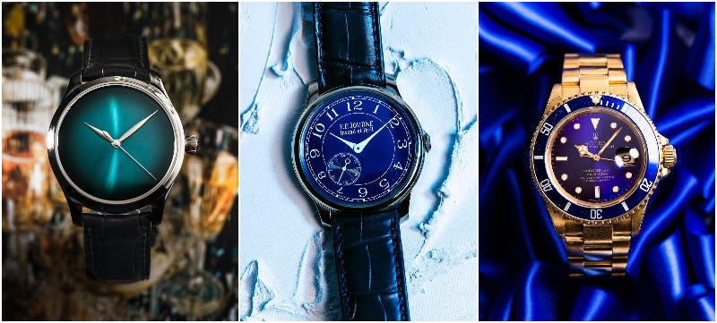A Potential New Holy Trinity of Watches