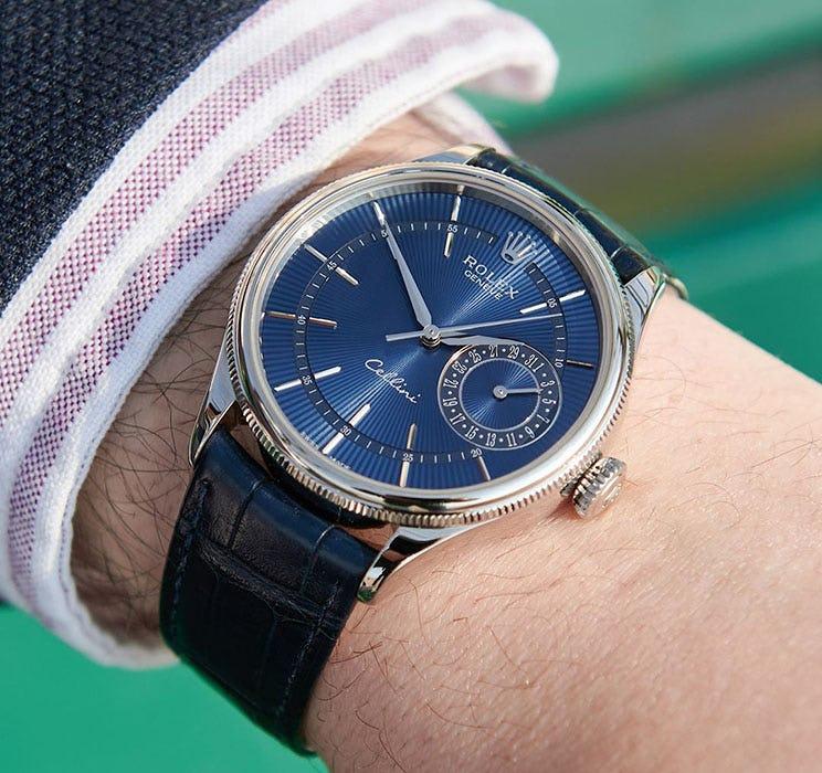 Rolex Cellini Date Dress Watch