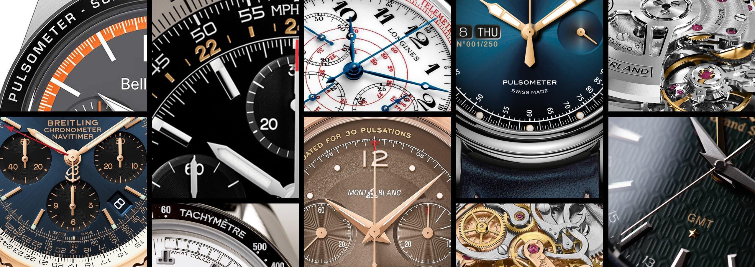 How to Read a Watch Bezel