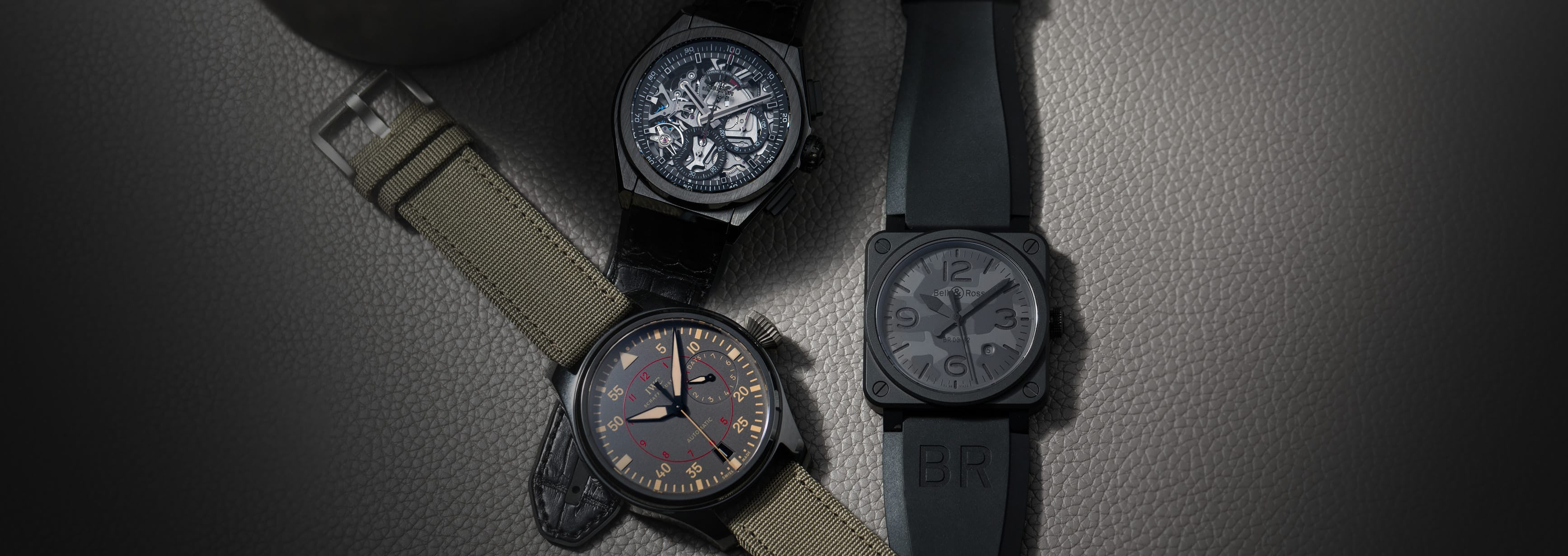 Ceramic Watches: Not as New of a Trend as You Might Think