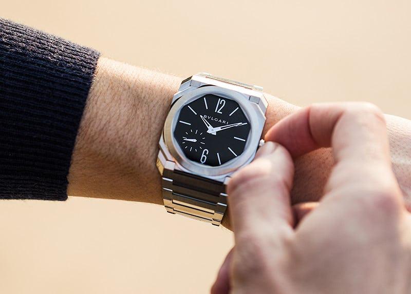 Bulgari_Octo Finissimo Automatic_103297 on the wrist