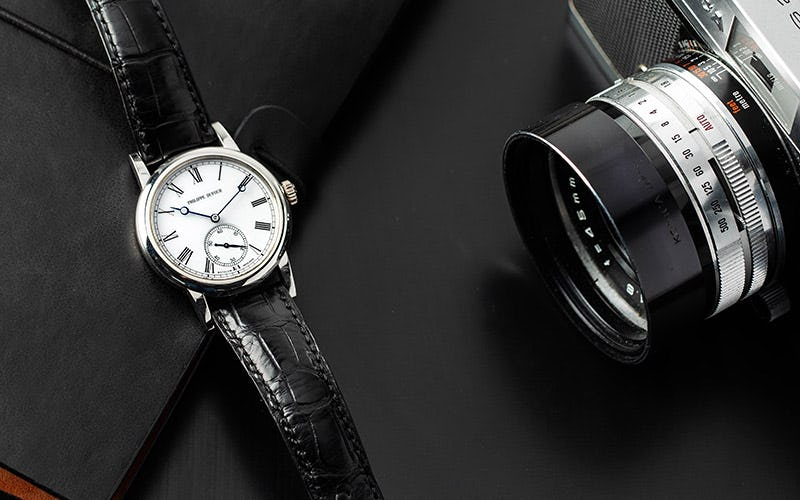 Independent Watches - Philippe Dufour