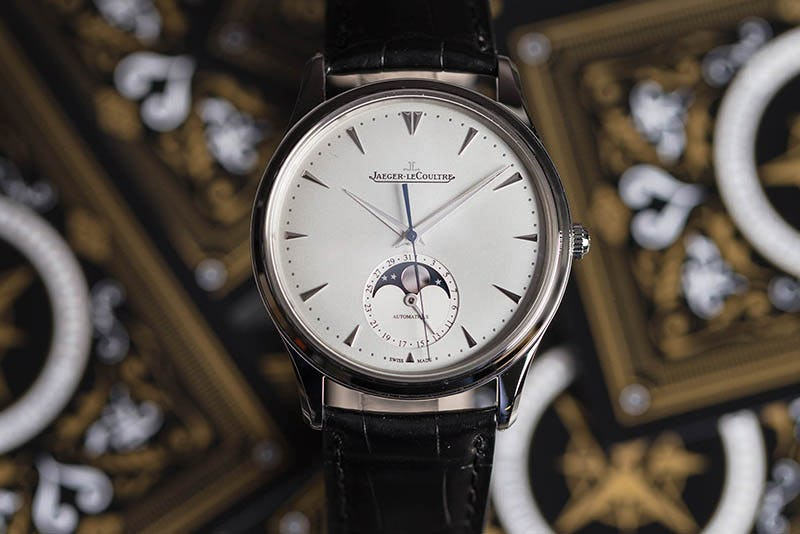 Jaeger-Lecoultre Master Moonphase